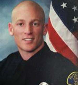 Alhambra police officer Ryan Stringer, 26