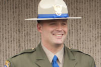 Kenyon Youngstrom at his CHP graduation in 2006.