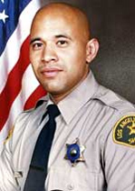 Deputy Juan Abel Escalante. Credit: L.A. County Sheriff's Department