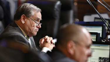 "City Council member Greig Smith said, ""These cases irk the heck out of me."" (Allen J. Schaben / Los Angeles Times)"