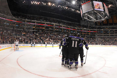 LA Kings/Bernstein Associates L.A. Kings will celebrate their first Stanley Cup Championship with a sold out parade in Downtown.