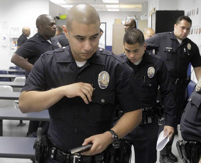 LAPD chief issues warning on police staffing | LAPPL - Los Angeles