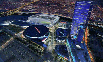 Photo: Proposed NFL stadium. Credit: AEG