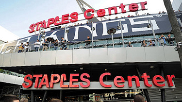 Several fans were duped into buying fake Stanley Cup Final tickets at the LA Kings last home game at Staples Center. (June 8, 2012)